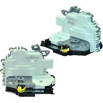 Für Seat Leon Mk2 hinten links & hinten rechts Türverriegelungsmechanismus Aktuator