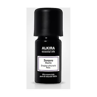 Alkira - Ginger essential oil 10 ml of essential oil