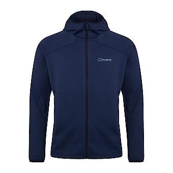 Berghaus Mens Callabee Hooded Fleece Jacket