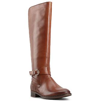 Clarks Hamble High Womens Wide Fit Knie hohe Stiefel