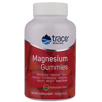 Spåra mineraler Magnesium 120 gummies