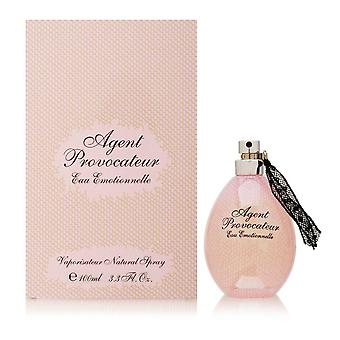 Agent provocateur eau emotionnelle por agent provocateur para mulheres 3.3 oz eau de toilette spray