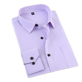 Lång ärm skjorta