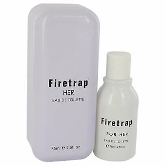 Surmanloukku surmanloukku Eau De Toilette Spray 2.5 oz/75 ml (naisten)