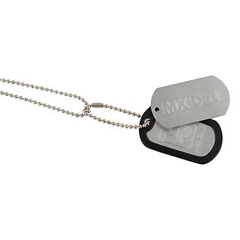Dogtag Keyfob MX Dirt - Includes Keychain Neckchain And Damper