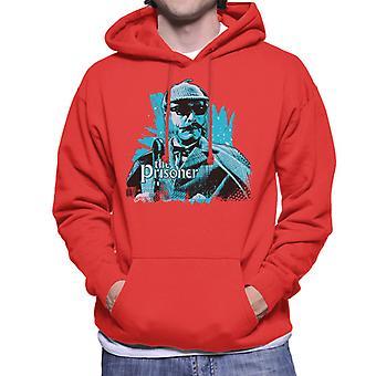 The Prisoner Number 113 Men's Hooded Sweatshirt