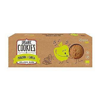Organic Gluten Free Apple and Cinnamon Cookies 135 g