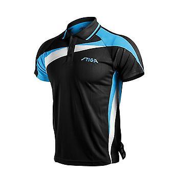 Настольный теннис, спортивная одежда короткие рукава, пинг-понг, Джерси Рубашка