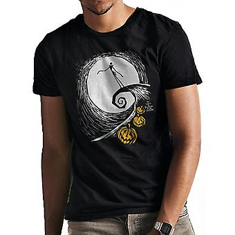The Nightmare Before Christmas Unisex Adults Jacks Lament T-Shirt