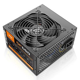 Pc 650w 12v Atx Psu 80plus Bronze Eu Plug Power Supplies For Intel Amd 12cm Fan