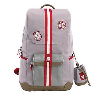 Red Castle Grey City Changing Bag