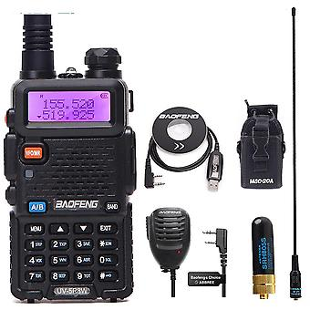 Baofengin korkea tehokas kaksitaajuinen radio