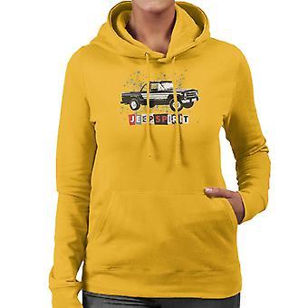 Jeep Spirit Honcho Women's Hooded Sweatshirt
