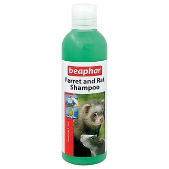 Beaphar Ferret rotte sjampo 250ml 6 pack