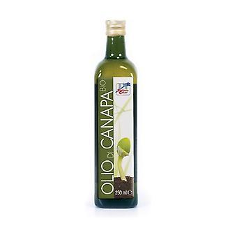 Hampeolie 250 ml olie