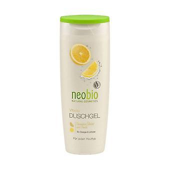 Vitality Orange & Lemon Shower Gel Bio 250 ml of gel