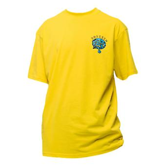 Santa Cruz Dressen Pup Dot T-Shirt - Blazing Yellow