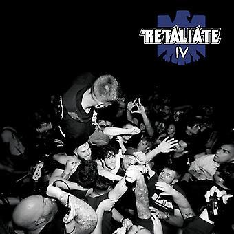 Retaliate - Iv (Blaues Vinyl) [Vinyl] USA import