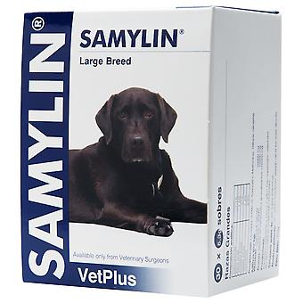 VetPlus Samylin Hepatic Protector for Large Dogs in Envelopes (Dogs , Supplements)