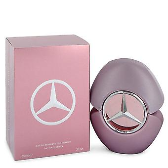 Mercedes Benz Eau De Toilette Spray von Mercedes Benz 3 oz Eau De Toilette Spray