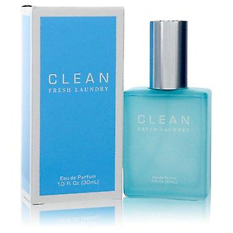 Clean Fresh Laundry Eau De Parfum Spray Por Clean 1 oz Eau De Parfum Spray