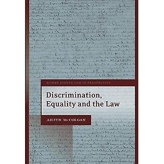 Discrimination, Equality and the Law, (Human Rights Law in Perspective)
