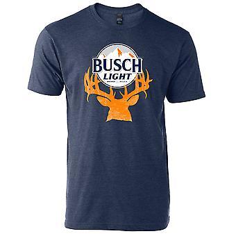 Busch Light Hunter Deer Horns T-Shirt