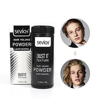Unisex Hair Mattifying Powder Anti-greasy Quick Dry Powder
