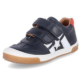 Bisgaard Johan 403431211424NAVY universal  kids shoes