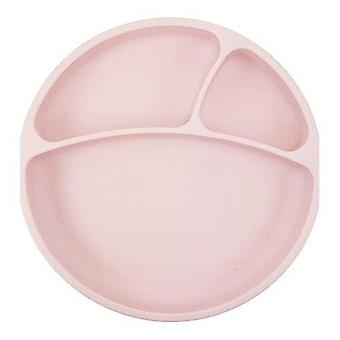 Portions Vacuum Based Silicone Dish