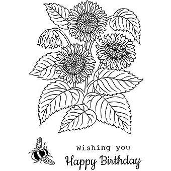 Sweet Dixie Stamp Set - Sunflowers