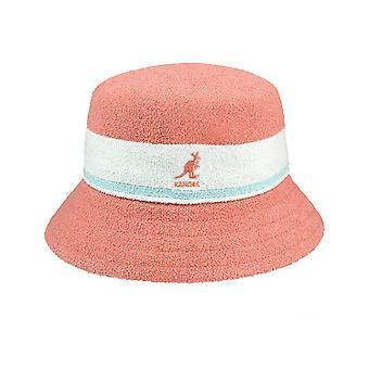 Unisex hattu kangol bermuda raita ämpäri k3326st.694
