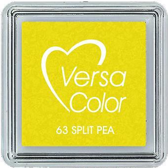 Versacolor pigmento tinta almohadilla pequeña - Guisante dividido