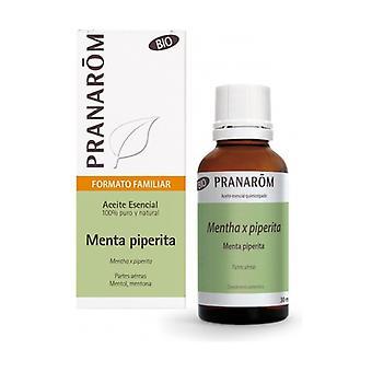 Organic Peppermint Essential Oil 30 ml