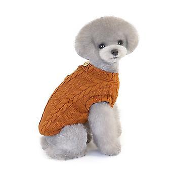 Winter warme Pullover Weste Haustier Kleidung
