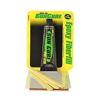 Ding all - sun cure epoxy mini tube 1oz