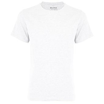 BLEND T-Shirt O-Neck, White (Wei (White 70002), M Men's