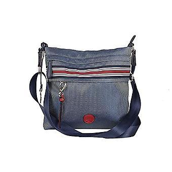 Rieker H1019, Women's Evening Bag, Blue, 270x24x280