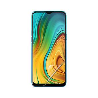 Celicious Impact Anti-Shock Shatterproof Screen Protector Film Compatible with Realme C3