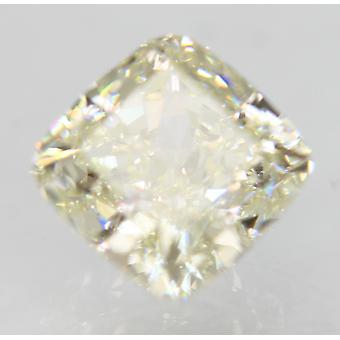Zertifiziert 0.75 Karat J Farbe VVS1 Kissen natürliche lose Diamant 4.82x4.81mm