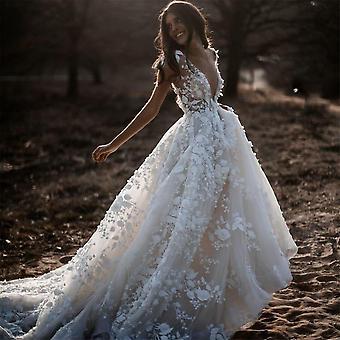 Vestido de Noiva Boêmio Sexy