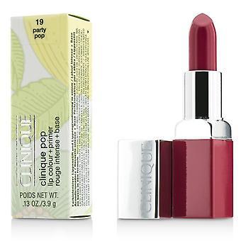 Clinique Pop labbro colore + Primer - partito 3.9g/0.13oz Pop n. 19
