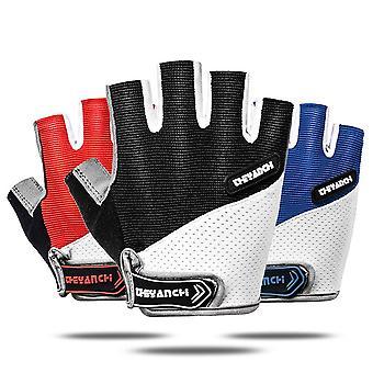 Cycling Glove Outdoor Half Finger Anti-slip Shock-absorbing Gloves Sp