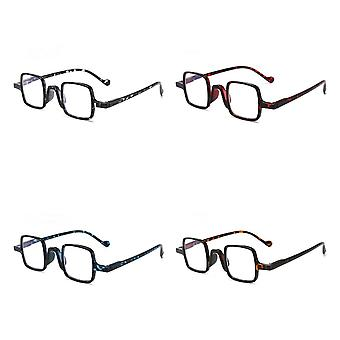 4 Paar Lesebrille blaues Licht blockieren Anti Eyestrain rg-8