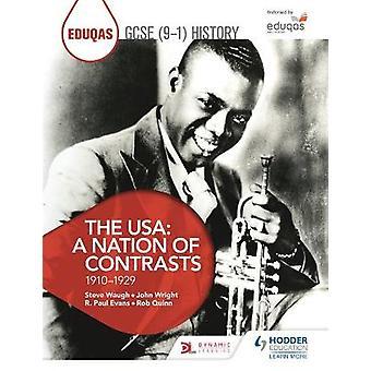 Eduqas GCSE 91 History The USA A Nation of Contrasts 19101929