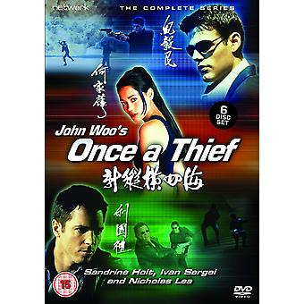 Once A Thief - The Complete Series DVD