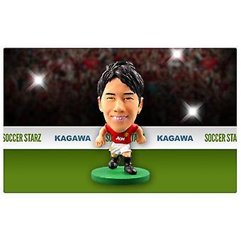 Fotbollsstjärna Man Utd Home Kit Kagawa