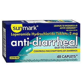Sunmark Sunmark Anti-Diarrheal, 12 tabs