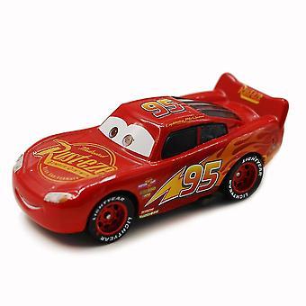 95 Mcqueen Racing Car Toy Model