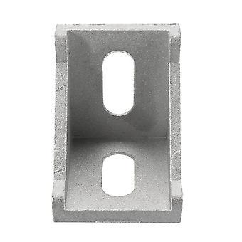 15 Pcs Corner Bracket Cast Aluminum Angle Corner Joint 40x40mm
